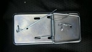 Капкан - крысоловка 17,5 см на 8 см