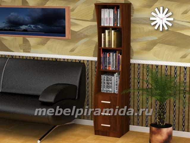 Фото Шкафы, шкафы-купе, пеналы  Пенал для документов ПП-1(Пирамида)