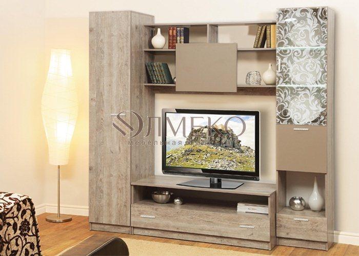 Фото Стенки и мебель для гостиной  Набор мебели Магна-2(Олмеко)