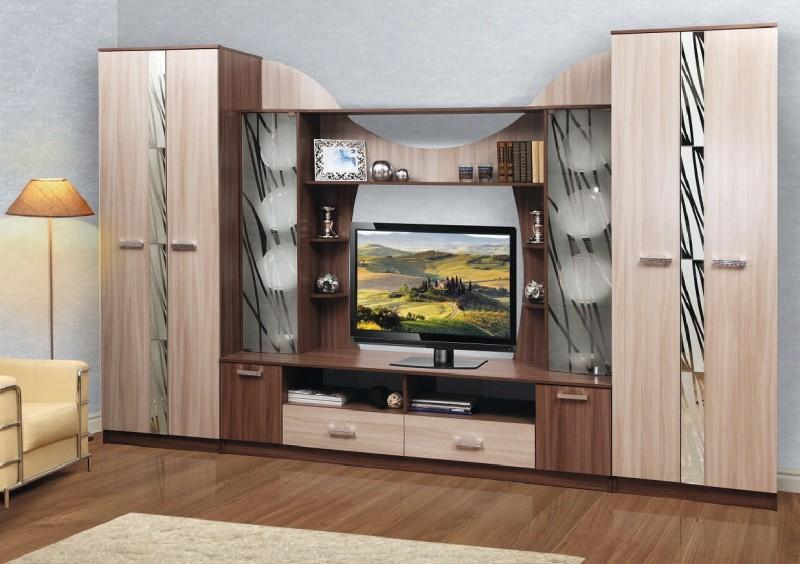 Фото Стенки и мебель для гостиной  Набор мебели