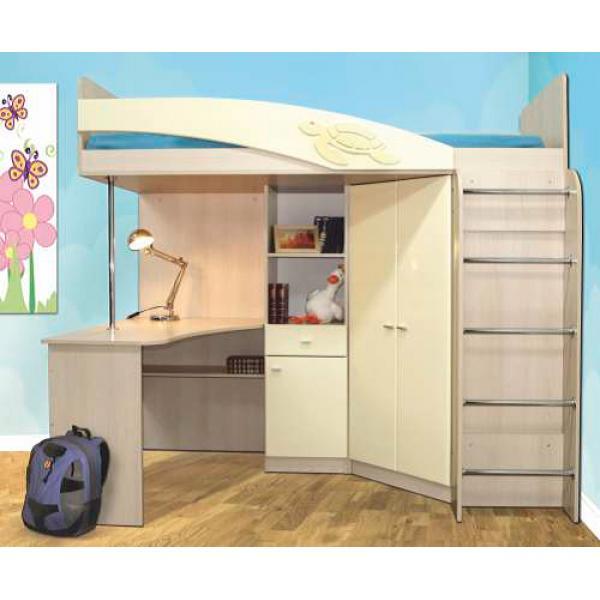 Фото Детская мебель Кровать-чердак