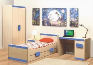 Набор мебели Лайф(Олмеко)