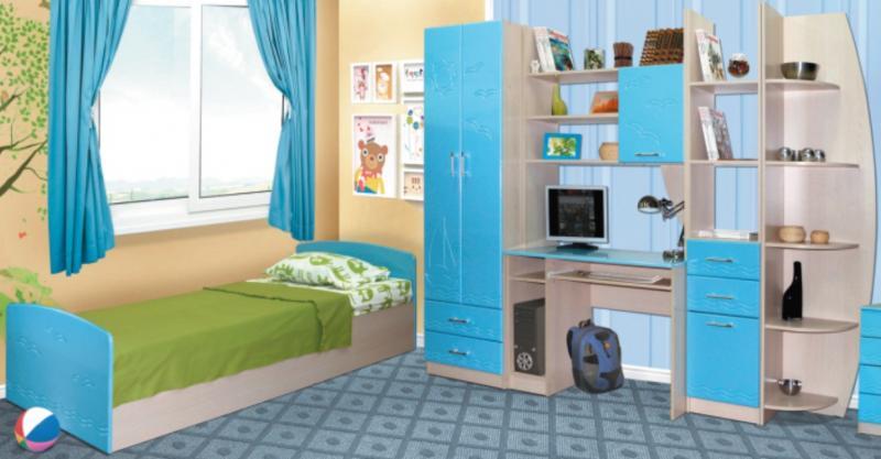 Фото Детская мебель Набор мебели Лего(Олмеко)