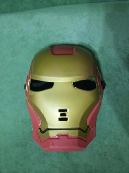 """Маска карнавальная Iron Man """"Железный человек"""""""