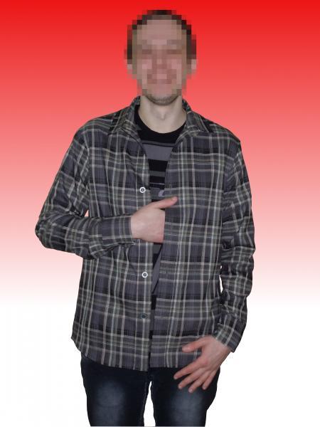 Рубашка Grunge