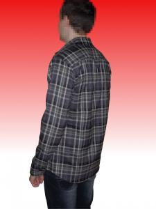 Фото Мужская одежда Рубашка Grunge