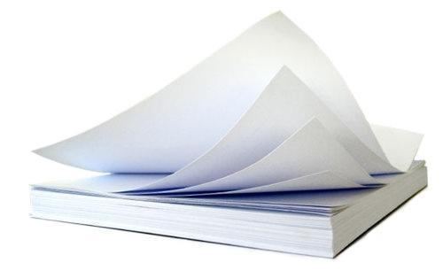 Фото Бумажная продукция (ЦЕНЫ БЕЗ НДС), Бумага для принтера, Бумага офсетная, газетная Бумага для делопроизводства офсетная А4, плотность 65 г/м2, 500 л/пач. РБ