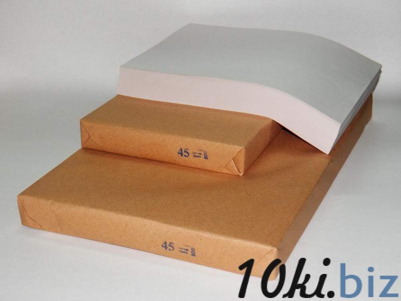 Бумага А4 и А3 48,8 г/м.кв. газетная, РБ (цену за А3 см. подробнее) купить в Беларуси - Бумага офисная, для факсов, фотобумага