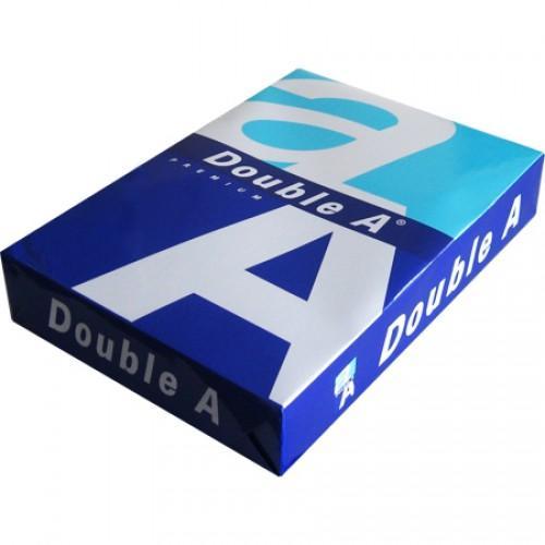 Бумага Double A+, формат А4 (формат А3 уточняйте)