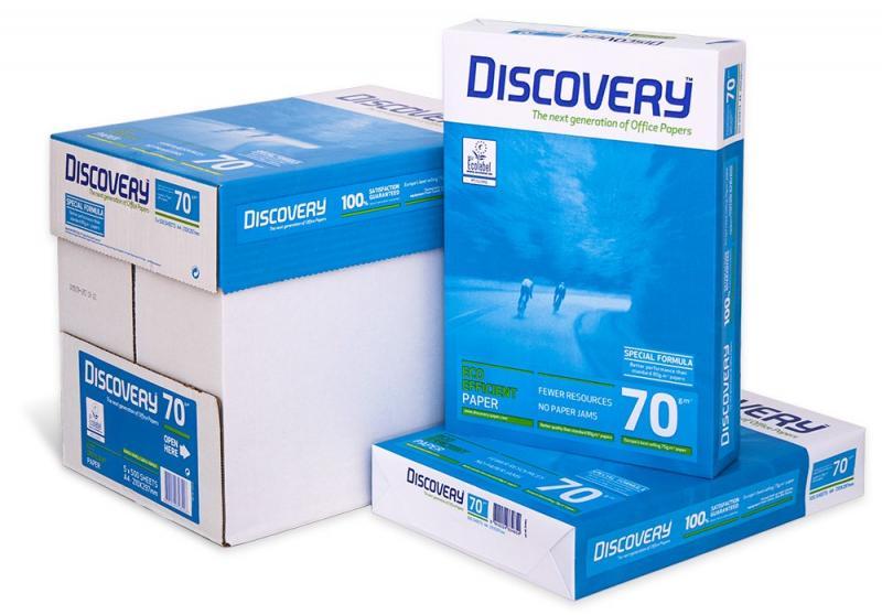 """Бумага """"Discovery 70"""" А4 (формат А3 уточняйте)"""