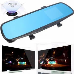 Фото Автомобильные видеорегистраторы Видеорегистратор автомобильный зеркало заднего вида  экран  2,7 '' HD 1080 P детектор движения ночного видения g-сенсор циклическая запись