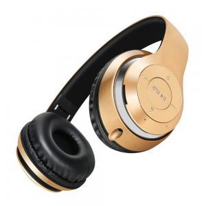 Фото Наушники Гарнитуры Sound Intone BT-09 Bluetooth Наушники беспроводные Стерео гарнитура с микрофоном Поддержка TF карт Fm-радио