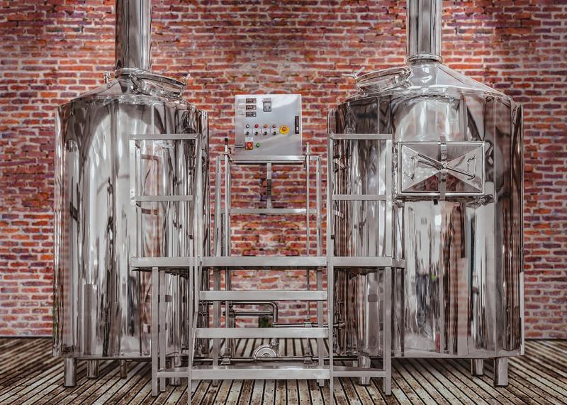Пивзавод, мини-пивоварня, пивоварня 100 – 4000 л