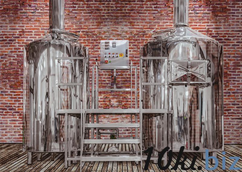 Пивзавод, мини-пивоварня, пивоварня 100 – 4000 л  купить в Белой Церкви - Минипивоварни бытовые