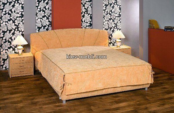 кровать Ривьера с матрацем