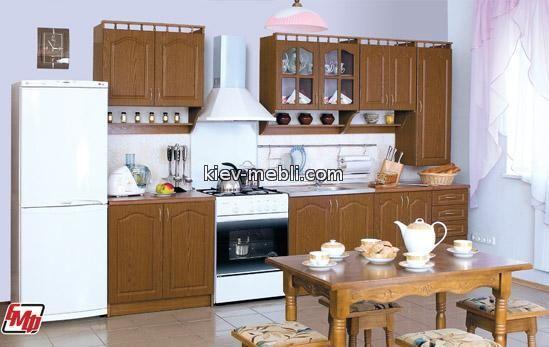 кухня Карина 2,6 с пеналом