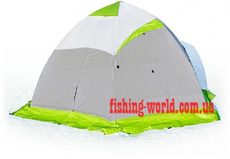 Фото Зимняя рыбалка, Зимние палатки Палатка для зимней рыбалки LOTOS 3