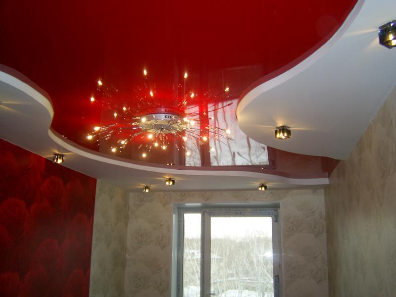 Натяжные потолки Луцьк