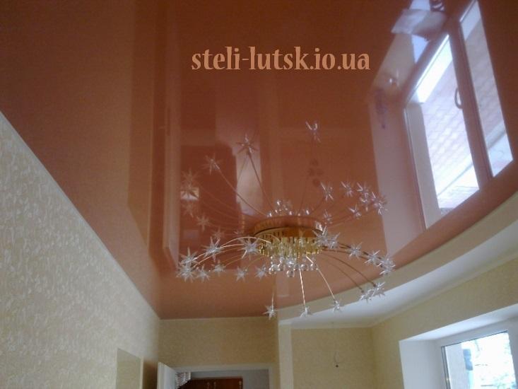 Встановлення натяжної стелі в Луцьку