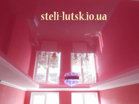 Встановлюємо натяжні матові та глянцеві стелі в Луцьку, Ківерцях, Рожищі, Торчині, Горохові, Рокині