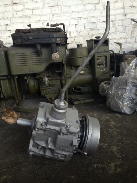 Фото СПЕЦПРЕДЛОЖЕНИЕ Коробка передач в сборе ГАЗ-53, 3307 (3307-1700010-01)
