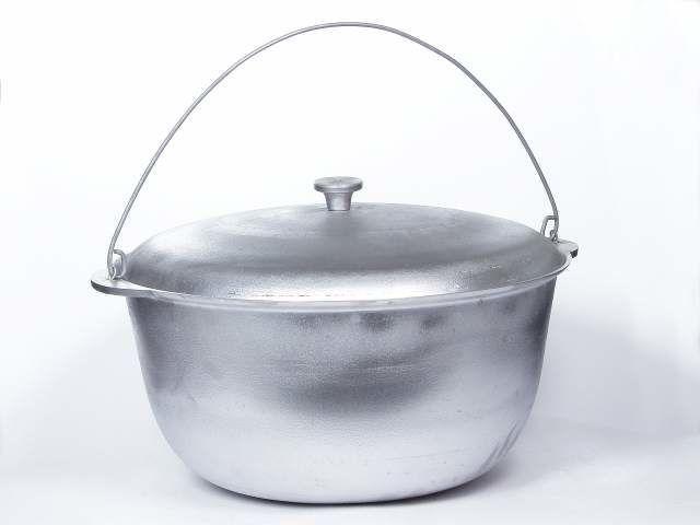 Казан (котелок) для приготовления пищи 15 литров