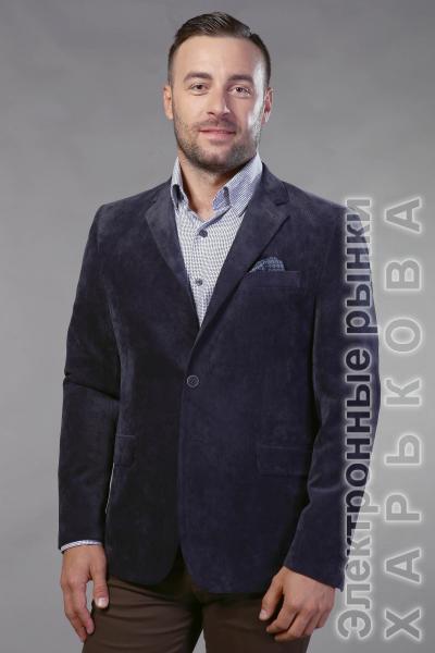 Пиджак П1130 - Пальто мужское на рынке Барабашова