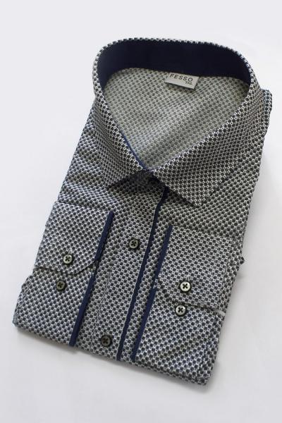 Рубашка FB153KPW (2XL-7XL)
