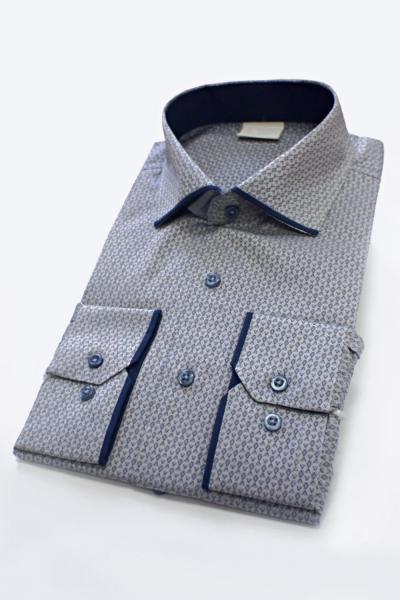 Рубашка SR2411PW (S-3XL)