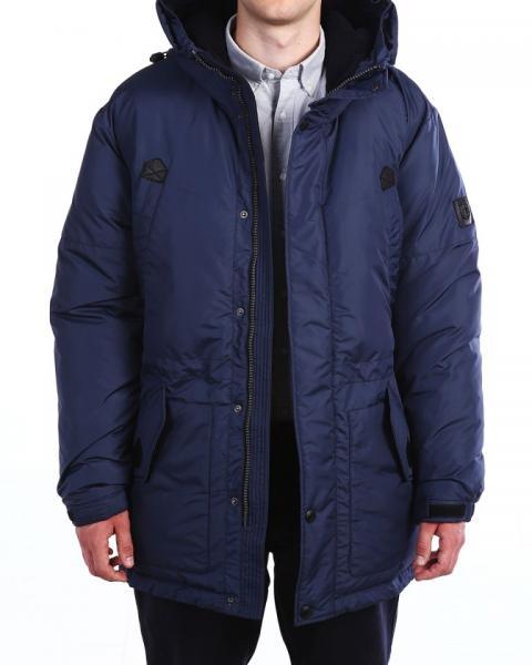 Куртка пуховик 16608, размеры  50-58