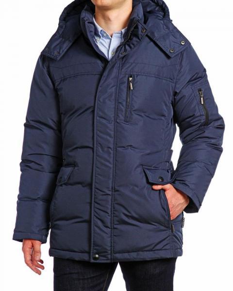 Куртка пуховик 15208, размер 50,54