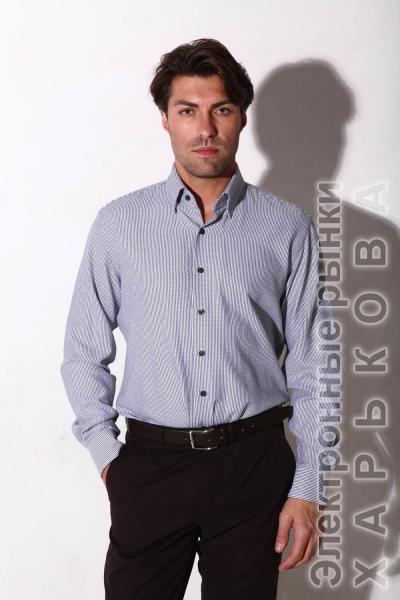 Рубашка 33531 - Пальто мужское на рынке Барабашова