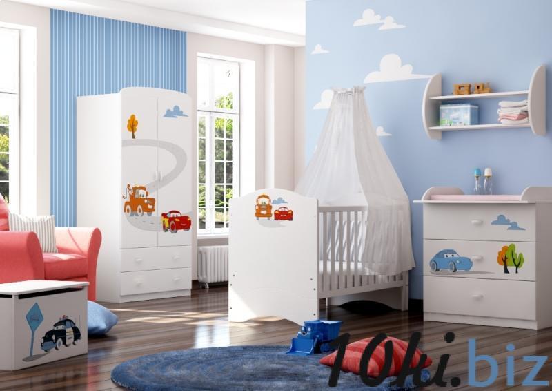 Детская № 1 Наборы мебели для детской в Челябинске