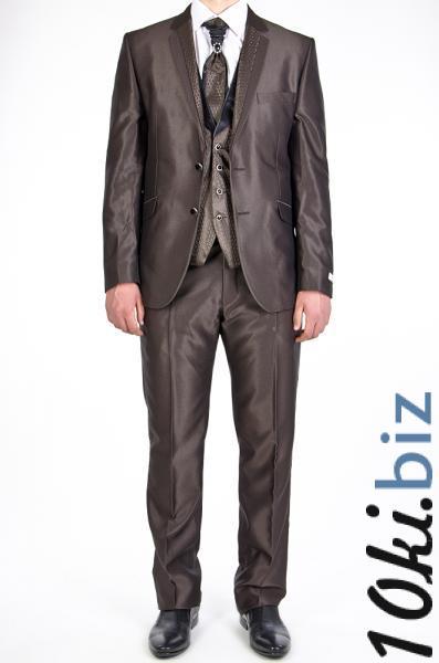 Костюм торжественный темный купить в Харькове - Мужские классические костюмы, смокинги