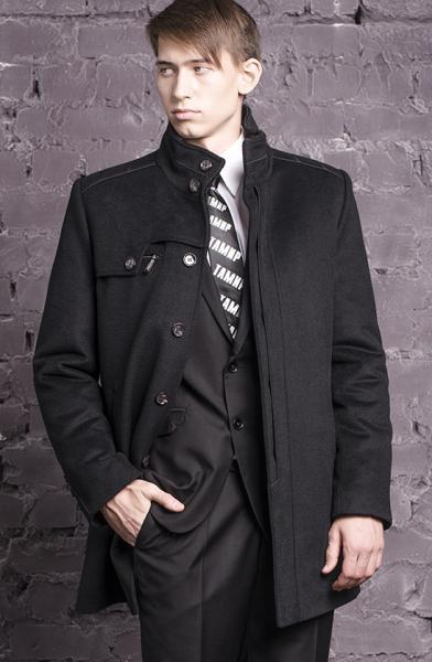 Пальто мужское Dandy
