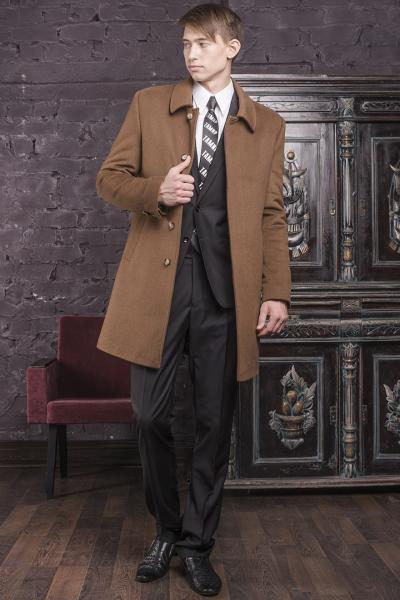 Пальто мужское Windzor кемел