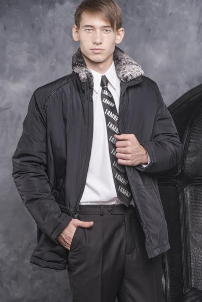Куртка мужская Мерлушка
