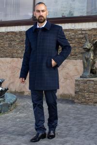 Фото Верхняя одежда Пальто мужское Donato клетка