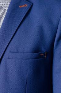 Фото Пиджаки Пиджак мужской синий