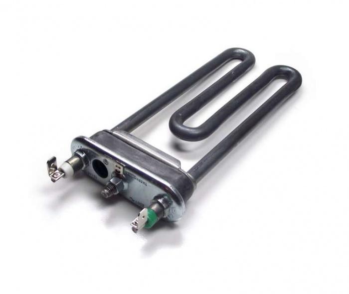 ТЭН 1700w с отв. Thermowatt для стиральной машины Indesit / Индезит