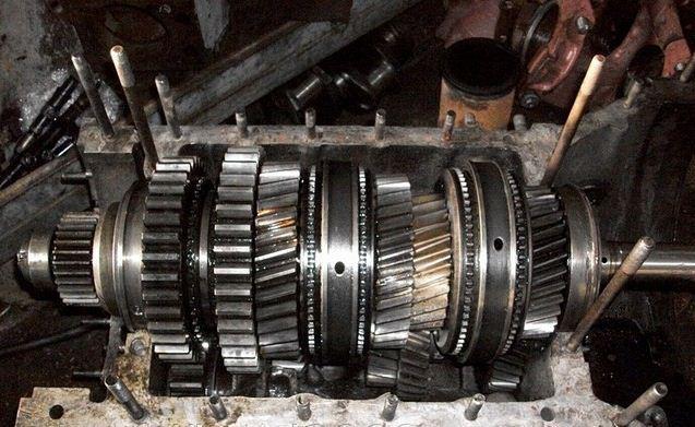 Фото Услуги по ремонту, Капитальный ремонт автомобилей и тракторов Ремонт КПП  Т-150/Т-156