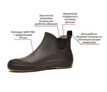 Фото Обувь для рыбаков и охотников Ботинки NORDMAN BEAT -1