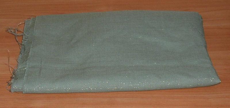 Отрез ткани: шерсть тонкая с люрексом (2,19 м2) *5370