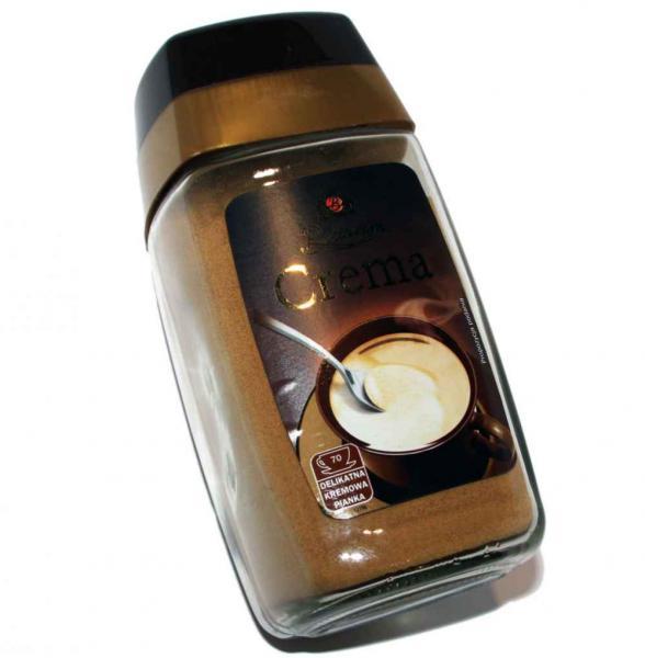 Кофе растворимый Bellarom Crema 140 г