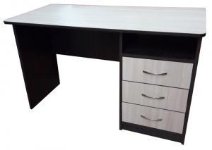 Фото Компьютерные столы Стол 1-но тумбовый