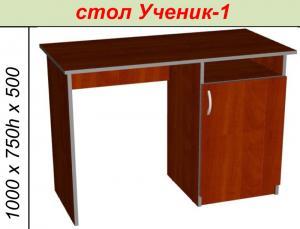 Фото Компьютерные столы Стол Ученик-1