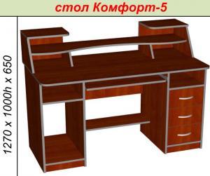 Фото Компьютерные столы Стол Комфорт-5
