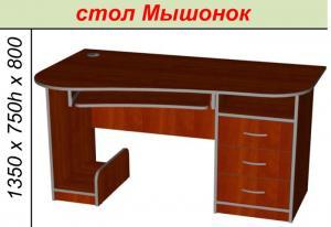 Фото Компьютерные столы Стол Мышонок