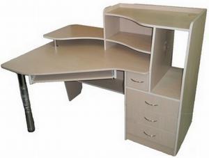Фото Компьютерные столы Стол Бумер