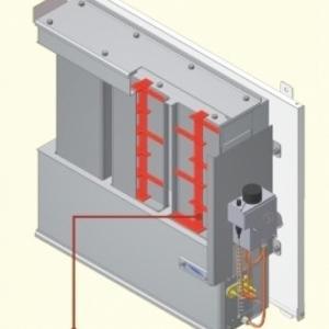 Фото Газовые и электро конвектора Газовый конвектор Житомир-5 КНС-5 (5 кВт) - АТЕМ